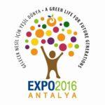 Antalya 2016 - logo