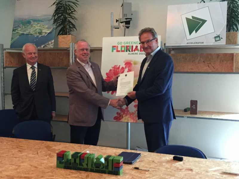Floriade Amsterdam Almere 2022