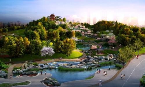 2016 Tangshan International Horticultural Exposition_Flower Stream