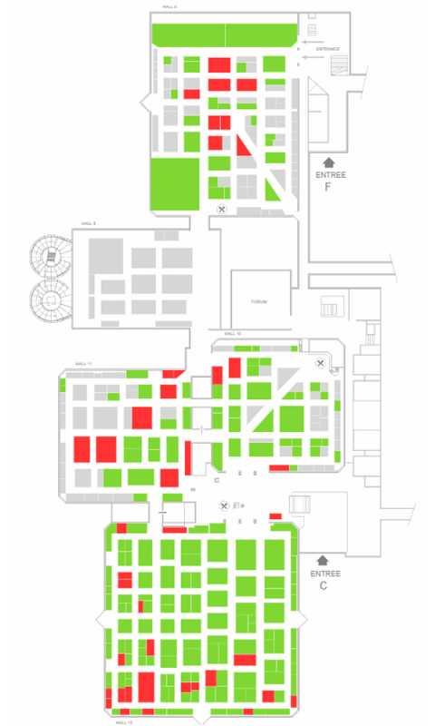 GreenTech floorplan