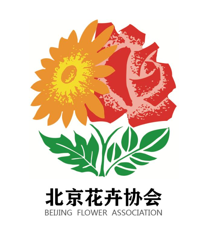 Logo of Beijing Flower Association