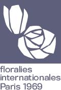 Floralies Expo 1969 Logo