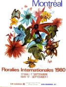 Floralies Expo 1980 Logo