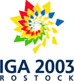 IGA Expo 2003 Logo