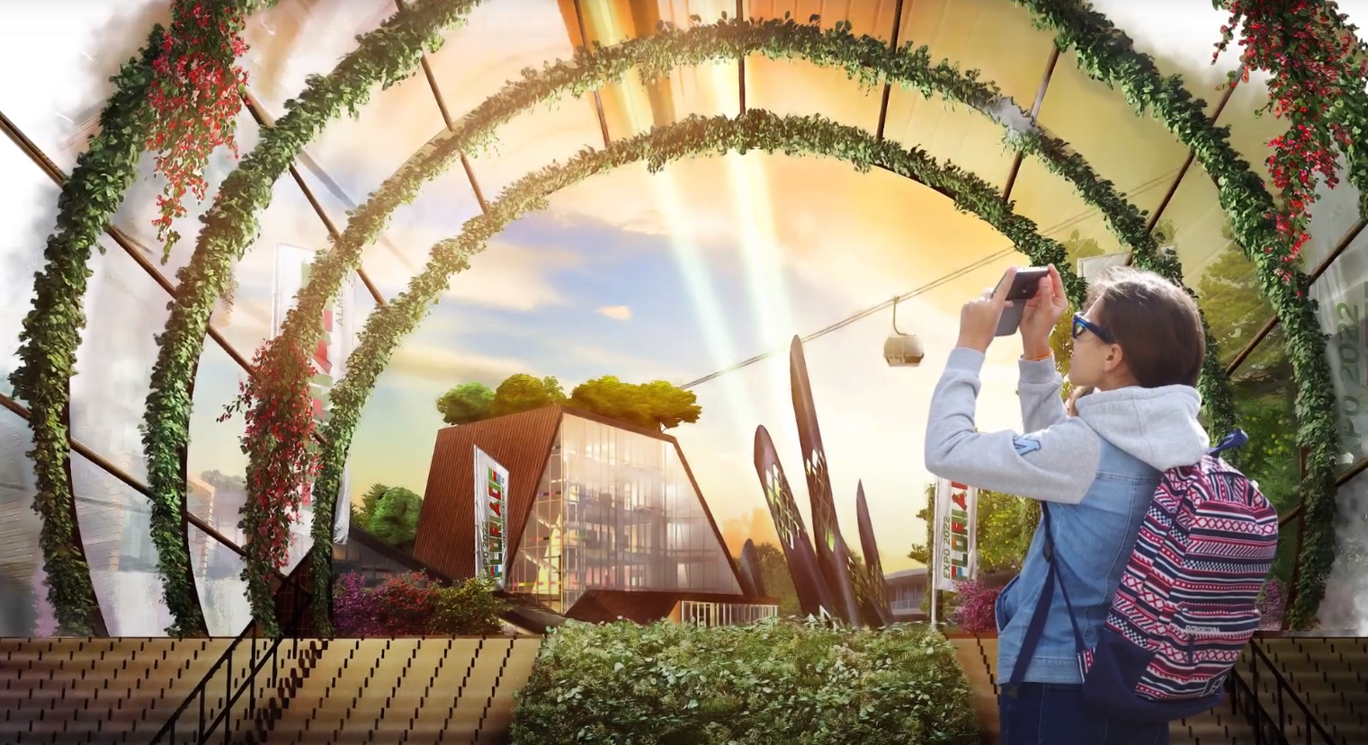 International Horticultural Exhibition 2019 Beijing, China