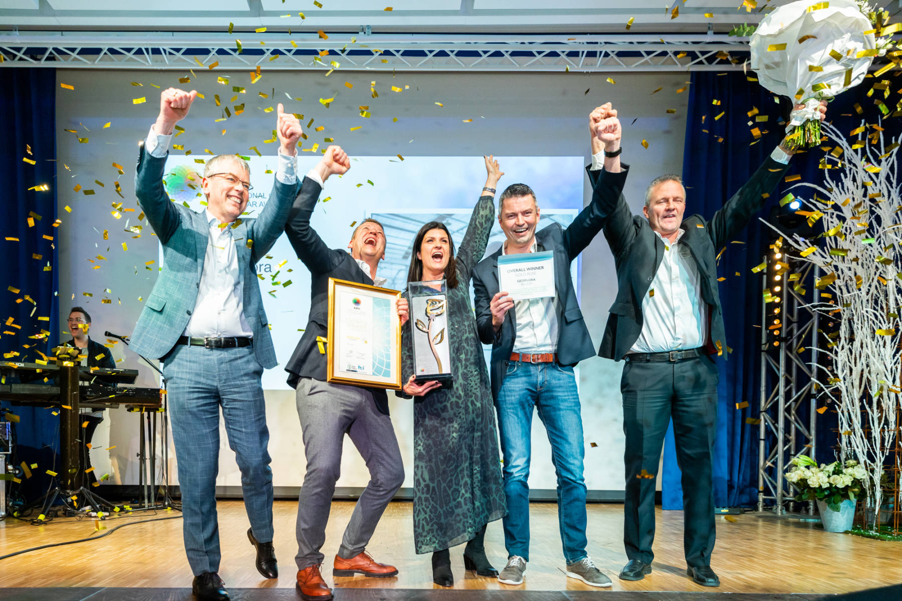 Industry Grower of the Year Winner 2019