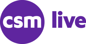 CSM Live Logo