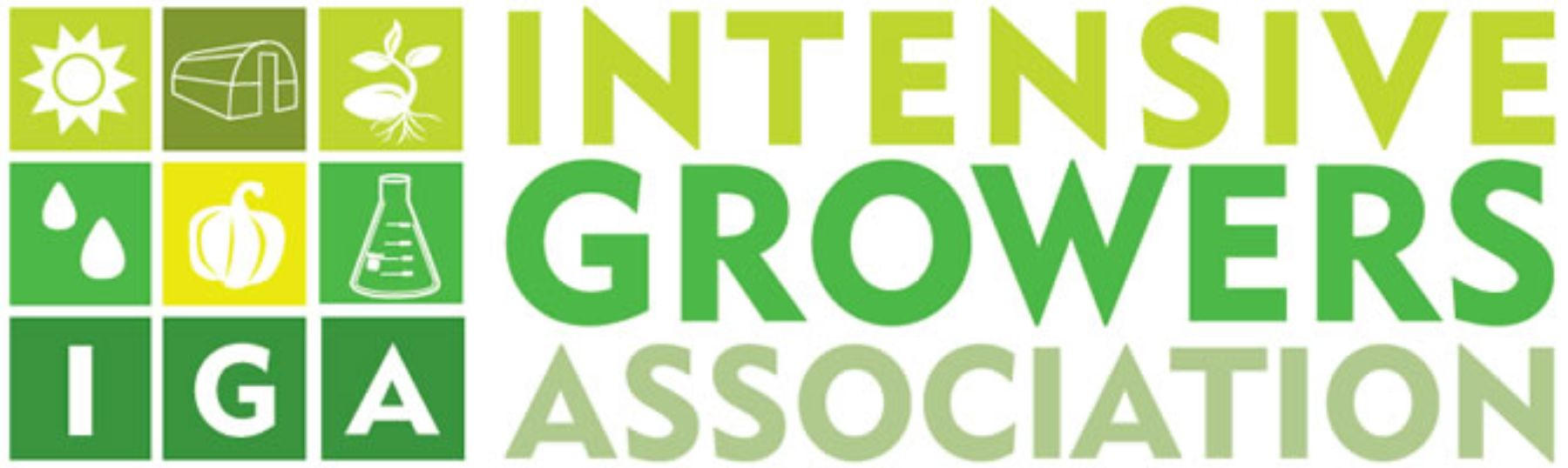 Intensive Growers Associaiton logo