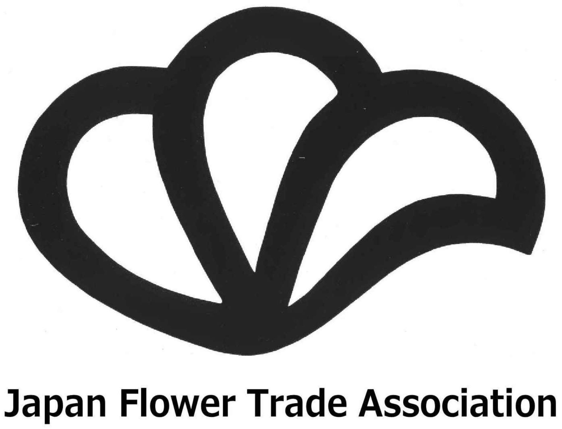 Japan Flower Trade Association Logo